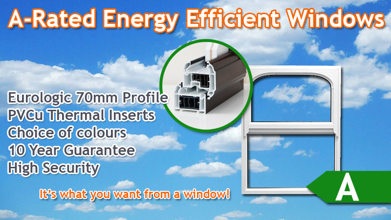 A Rated Energy Efficient Windows from Hillview
