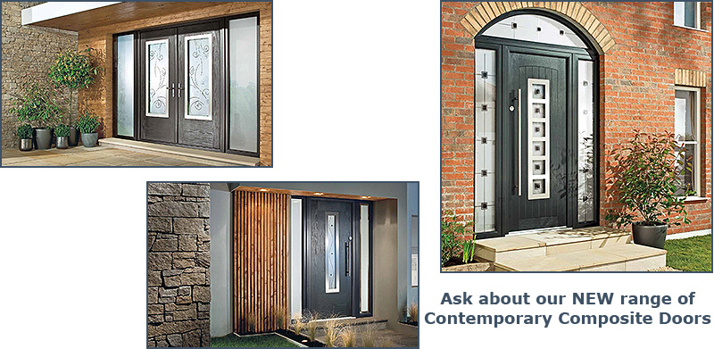 Composite Doors from Apeer
