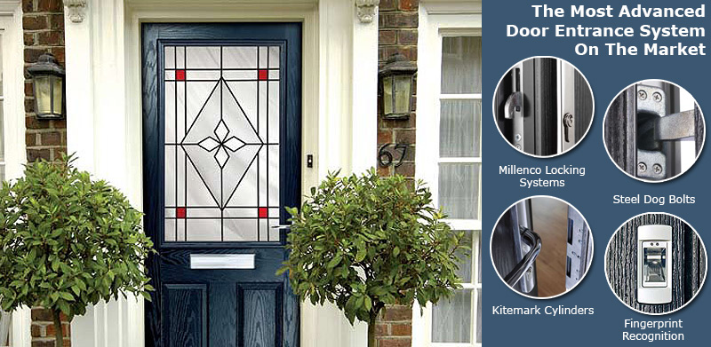 Doors from Hillview Windows